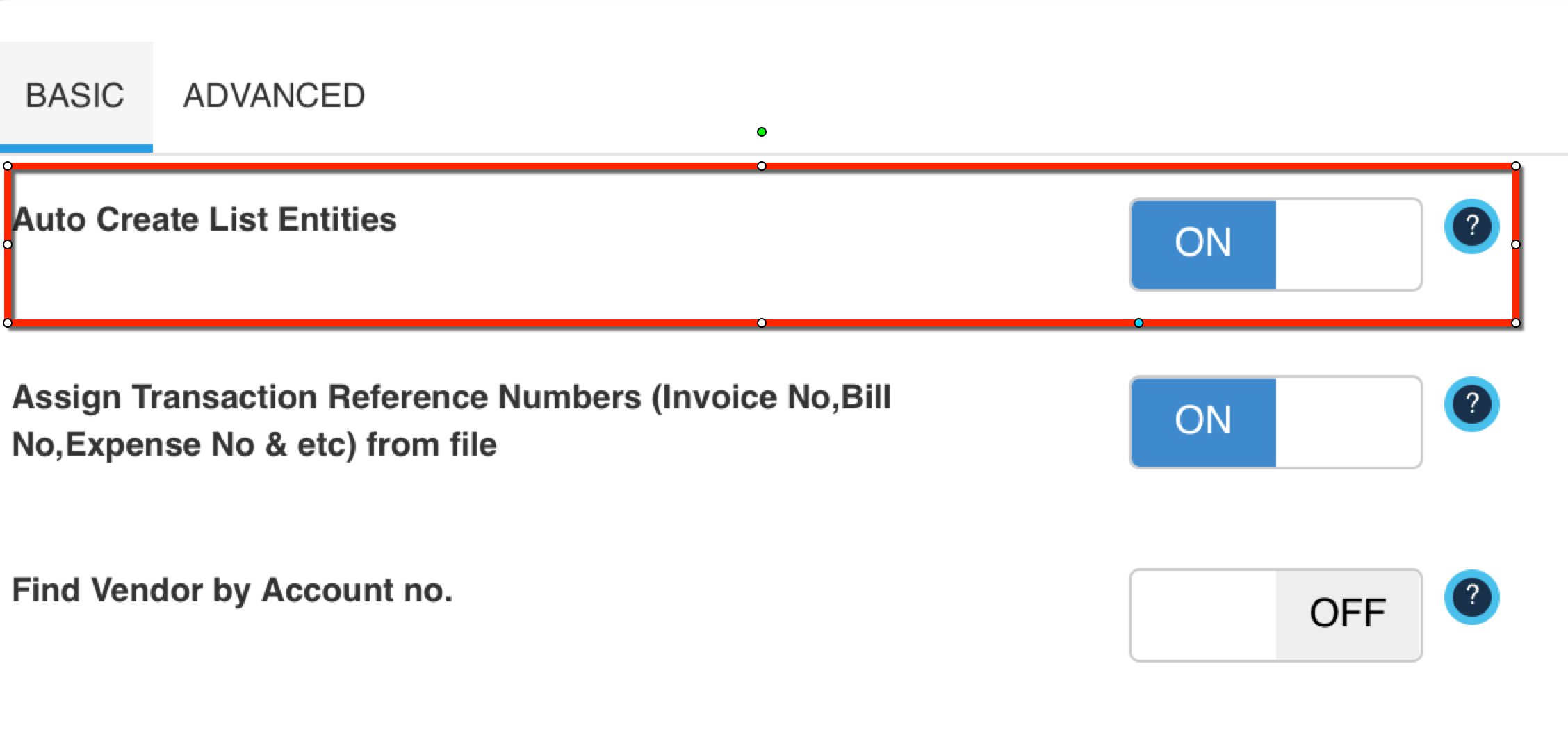 Auto Creation Of CustomerVendorProducts Services Effortless - Quickbooks online invoicing portal features