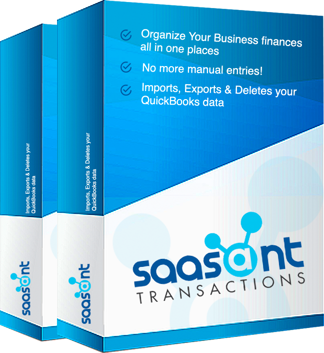 SaasAnt Transactions
